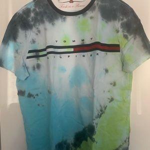 Custom Tommy Hilfiger shirt